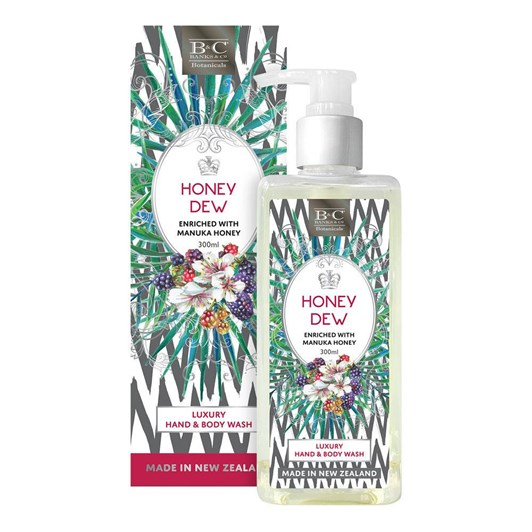 Banks & Co Honey Dew Luxury Wash - 300ml