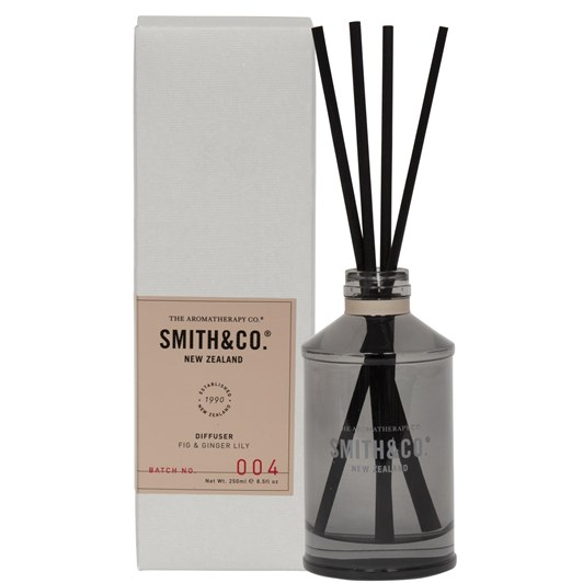 Smith & Co Fig & Ginger Lily Diffuser 250ml