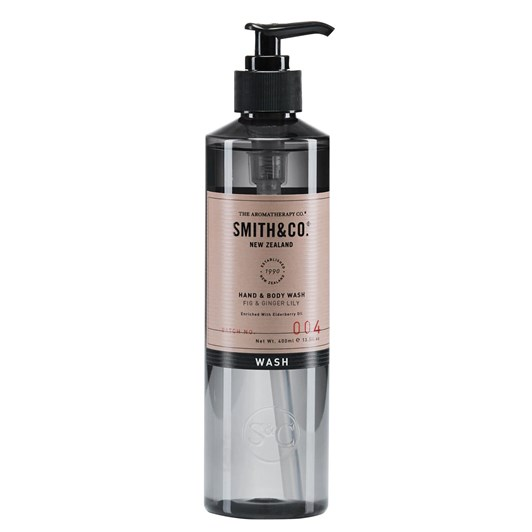 Smith & Co Fig & Ginger Lily Hand & Body Wash 400ml
