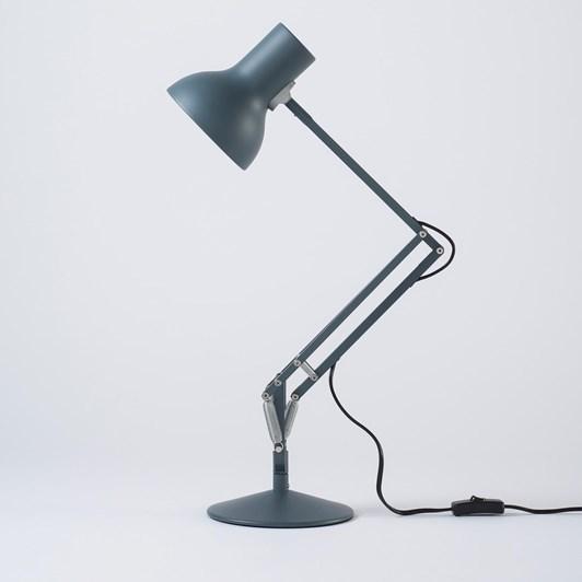 Citta Anglepoise Type 75 Mini Desk Lamp Slate Grey 17cmx50cm