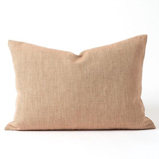 Citta Amano Cushion Cover Turmeric/Pecan 50x65cm