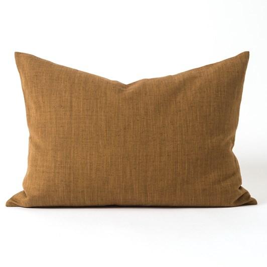 Citta Amano Cushion Cover Bronze/Natural 50x65cm