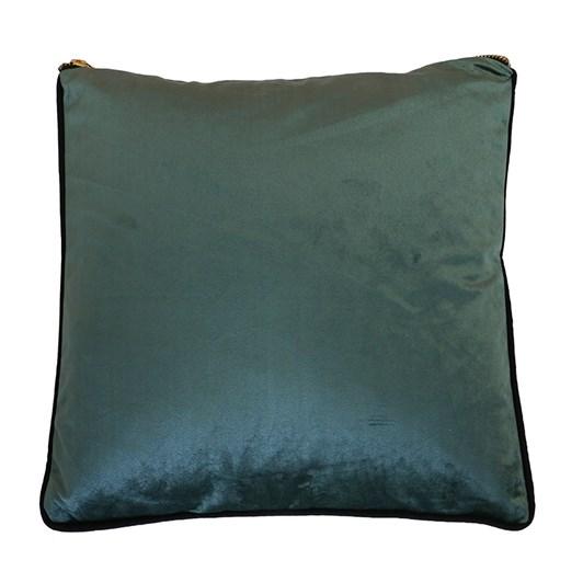 Velvet Piped Cushion 45x45cm