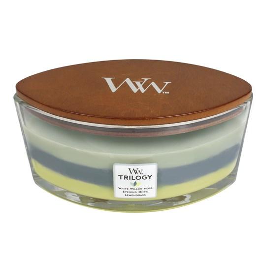 WoodWick Woodland Shade Trilogy Hearthwick Candle