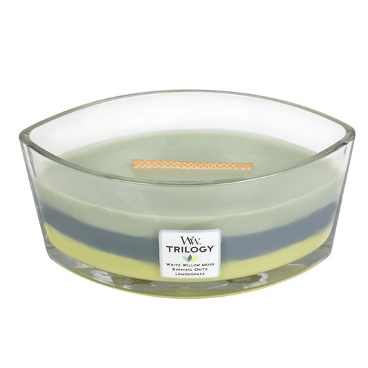 WoodWick Woodland Shade Trilogy Hearthwick Candle