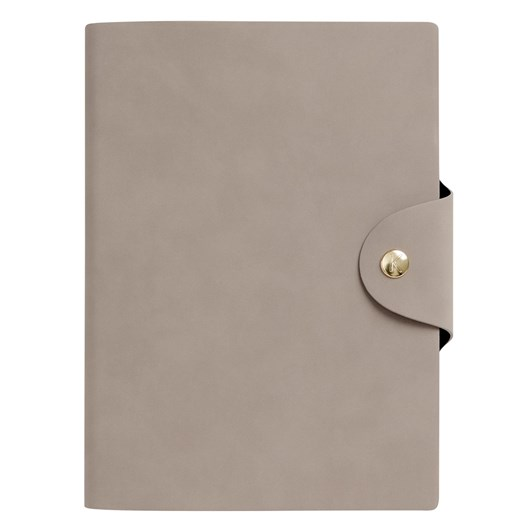 Kikki K Less Is More A5 PU Leather Journal