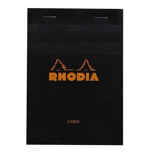 Bloc Rhodia A6 Lined