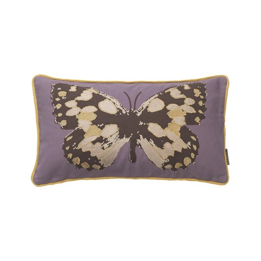 Cozy Living Butterfly Cushion  With Feather Inner 25X45 280G