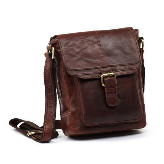 Ashwood Small Leather Man Bag