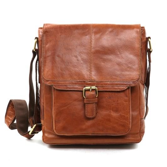 Ashwood Leather Cross Bag