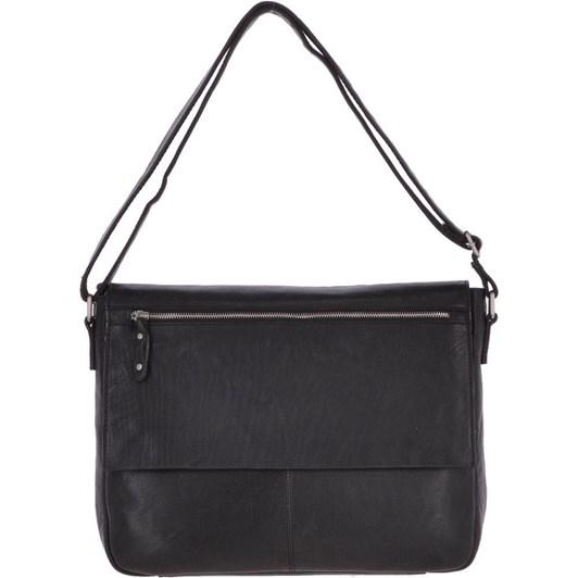 Ashwood Baker Leather Bag