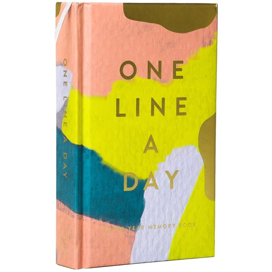 Modern One Line A Day