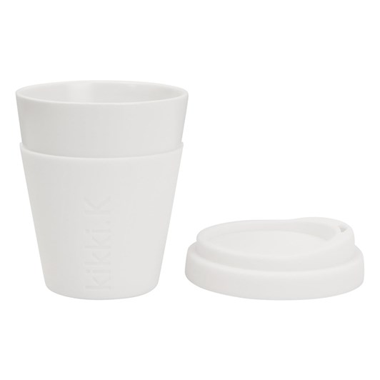 Kikki K Essentials Porcelain Travel Cup