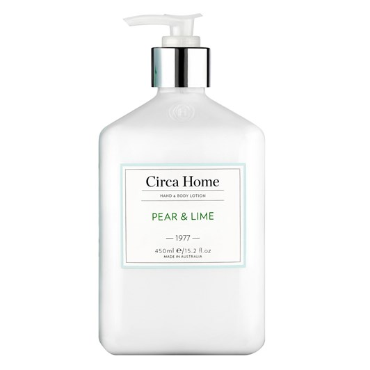 Circa Home Pear & Lime Hand & Body Lotion 450ml
