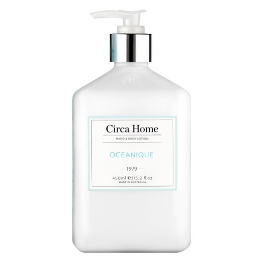 Circa Home Oceanique Hand & Body Lotion 450ml