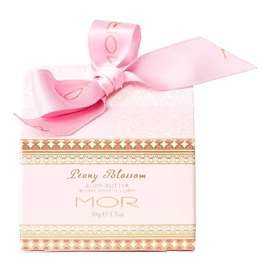 MOR Little Luxuries Peony Blossom Body Butter 50g