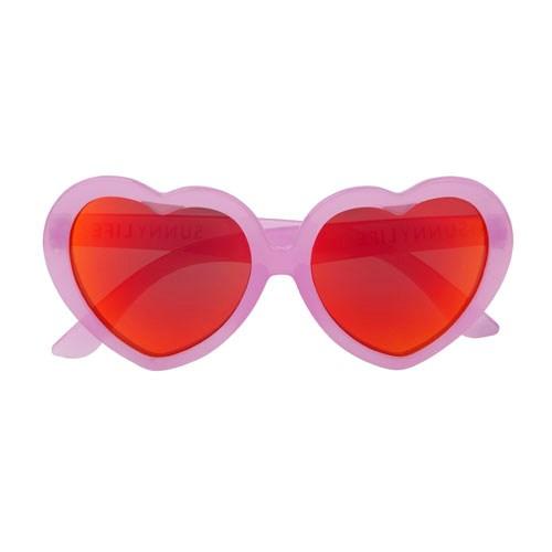 Sunnylife Heart Sunnies Pink