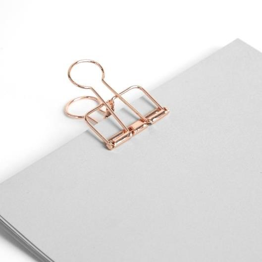 Made Of Tomorrow Small Bulldog Clip