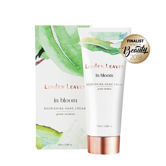 Linden Leaves In Bloom Green Verbena Hand & Body Lotion