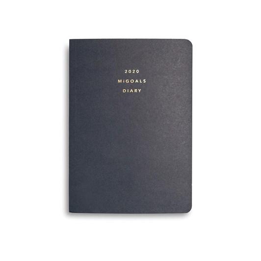 MiGoals Minimal Diary 2020 Navy