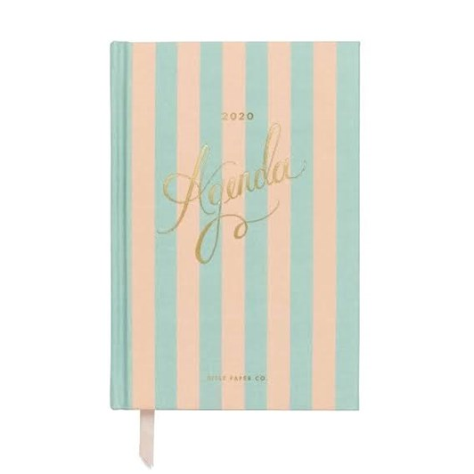 Rifle Paper Cabana 12 Month Diary