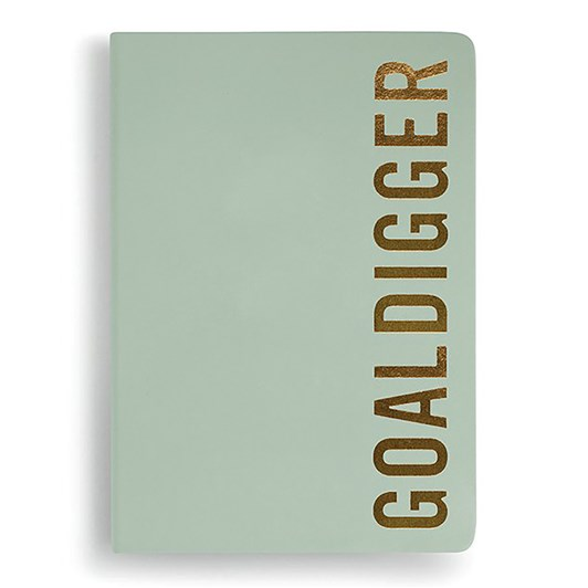 MiGoals Goaldigger Diary 2020 Mint