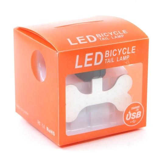 LED Bicycle Bone Tail Light