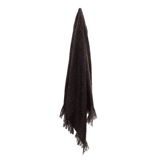 CC Interiors Black Throw