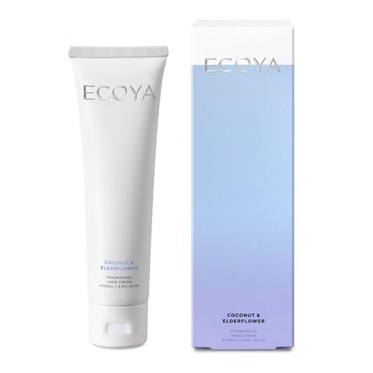 Ecoya Hand Cream - Coconut & Elderflower
