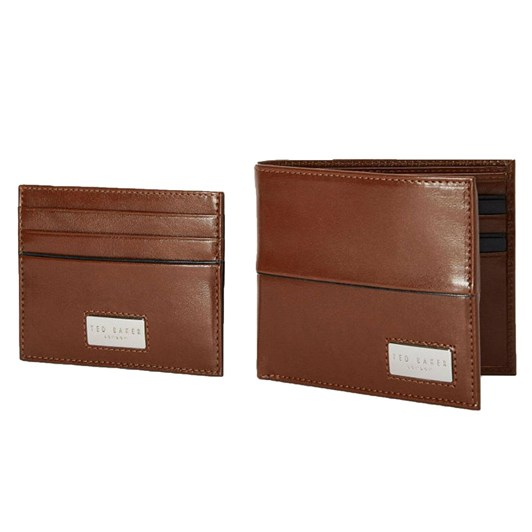 Ted Baker Wallet And Cardholder Giftset