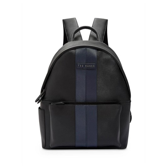 Ted Baker Twill Pu Backpack