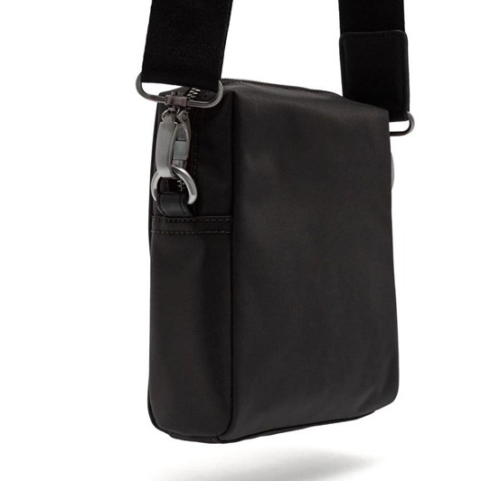Ted Baker Satin Nylon Mini Flight Bag