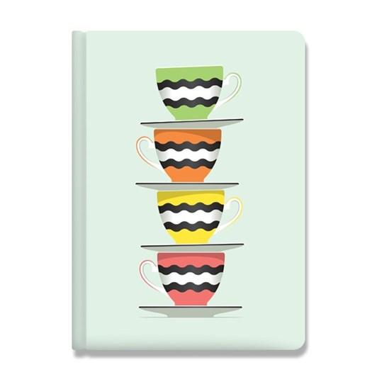 Just Great Design Licorice Tea Journal