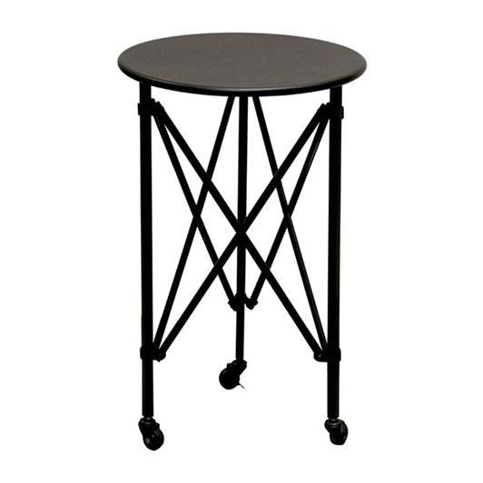 CC Interiors Salon Occasional Table In Vintage Black