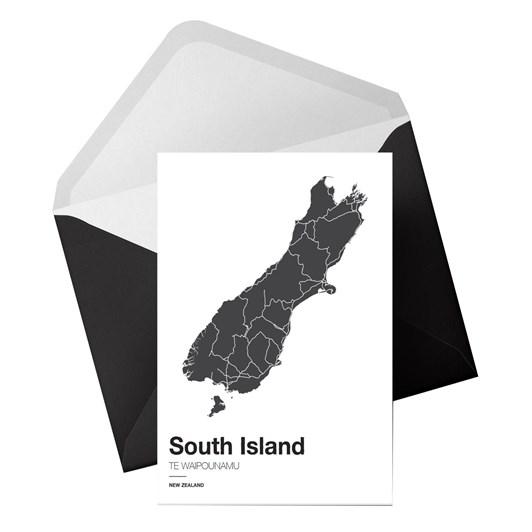 Little Paper Hugs Simply Suburbs South Island Card