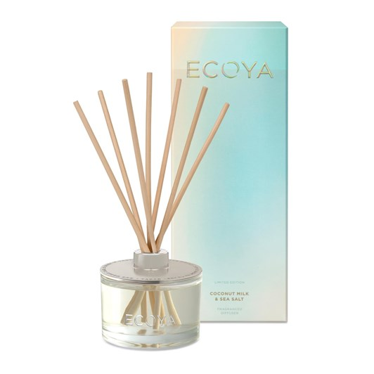 Ecoya Limited Edition Reed Diffuser - Coconut Milk & Sea Salt