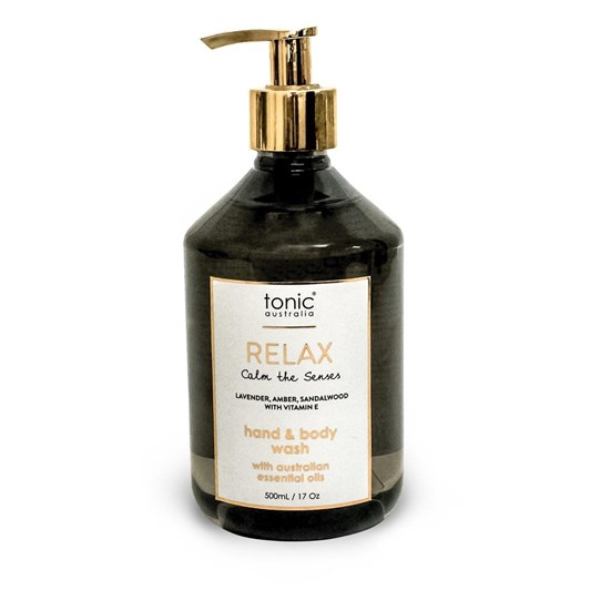 Tonic Luxe Relax Hand & Body Wash 500ml