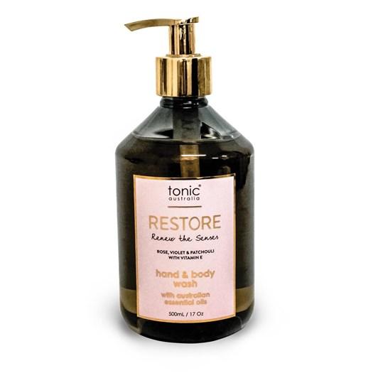 Tonic Luxe Restore Hand & Body Wash 500ml
