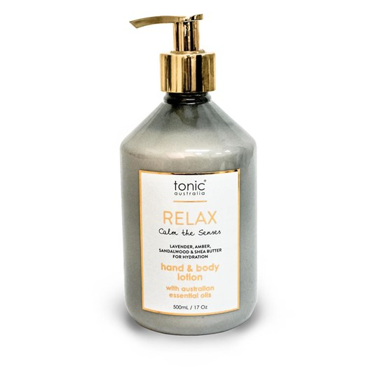 Tonic Luxe Relax Body Lotion 500ml