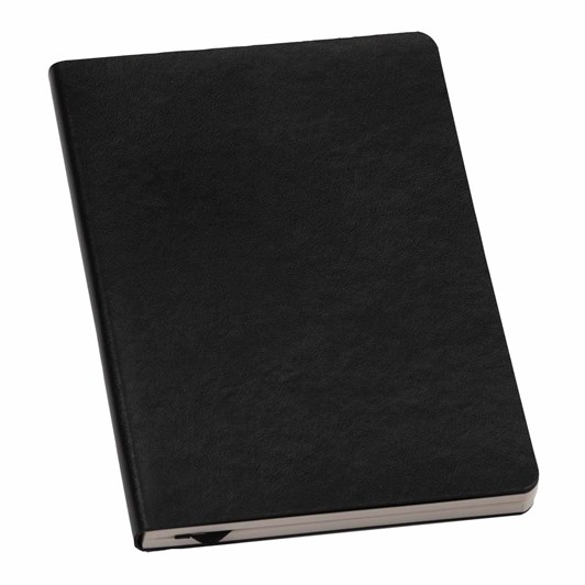 An Organised Life Lined Leather Notebook