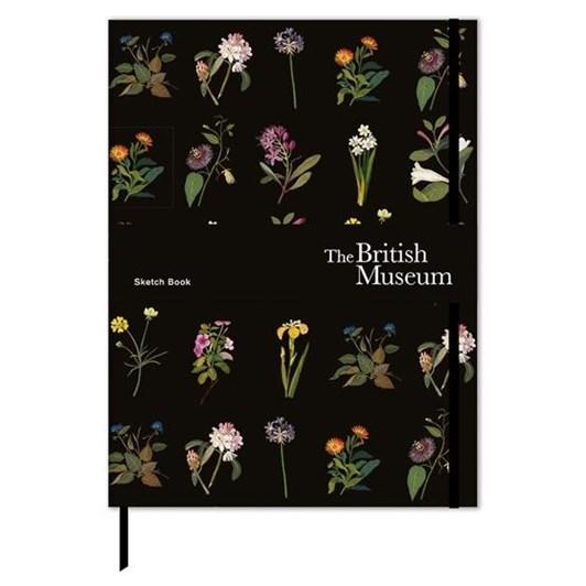 Museums & Galleries Delany Flowers Sketchbook