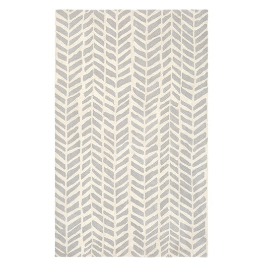 Pottery Barn Kids Chevron Arrows Rug