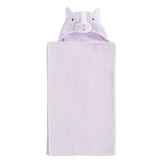 Pottery Barn Kids Kitty Bath Wrap