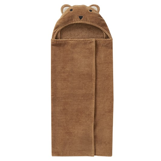 Pottery Barn Kids Bear Bath Wrap