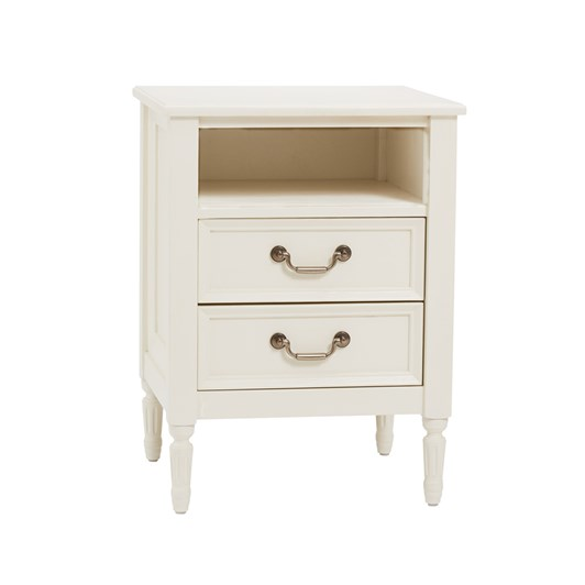 Pottery Barn Kids Blythe Nightstand French White Wb