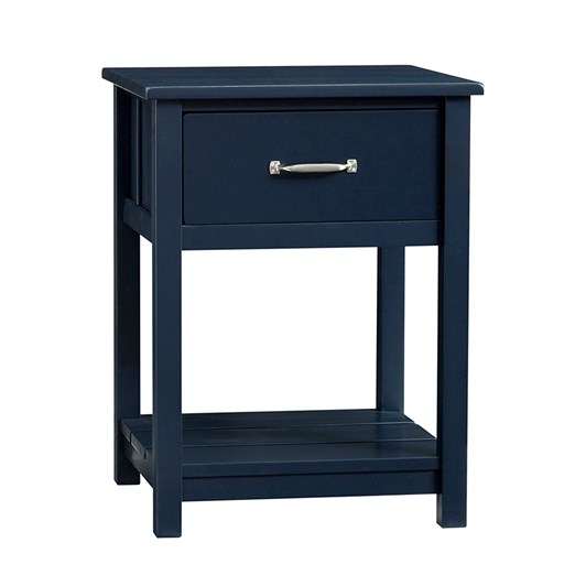 Pottery Barn Kids Camp Nightstand Navy Wb