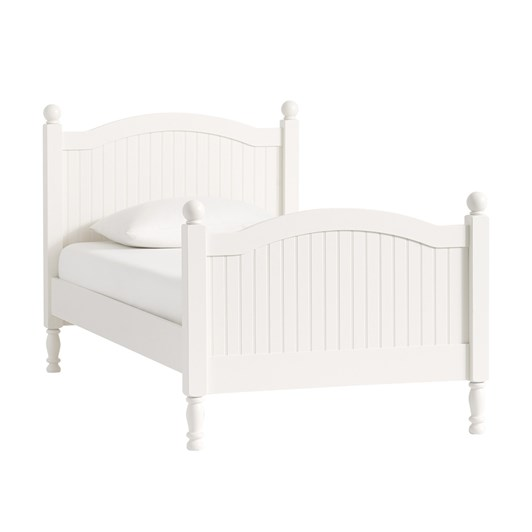 Pottery Barn Kids Catalina King Single Bed Simply White Wb