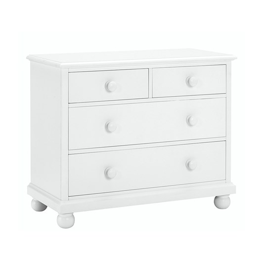 Pottery Barn Kids Catalina Dresser Simply White Wb