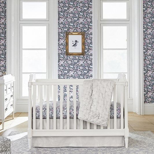 Pottery Barn Kids Blythe Crib French White Wb