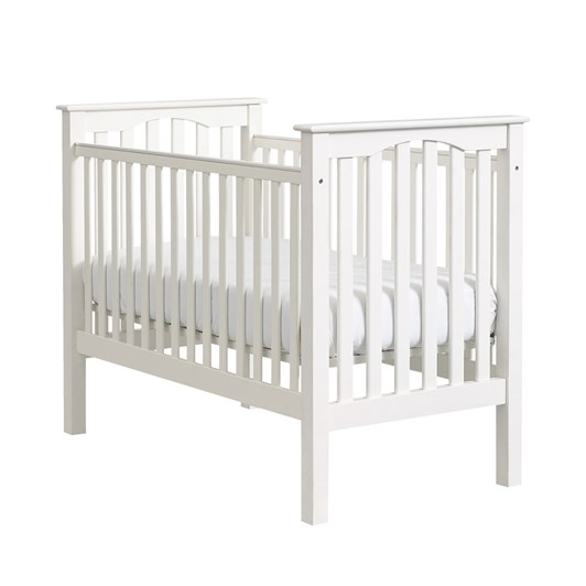 Pottery Barn Kids Kendall Convertible Cot Simply White Wb